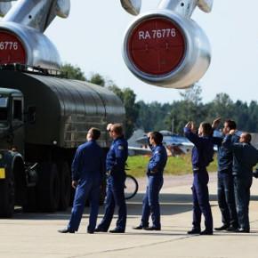 Новости 27.08.2013: Путин назвал МАКС одним из самых авторитетных авиафорумов в мире