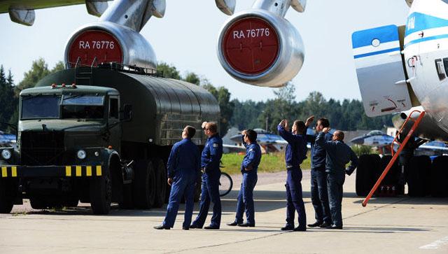 Путин назвал МАКС одним из самых авторитетных авиафорумов в мире