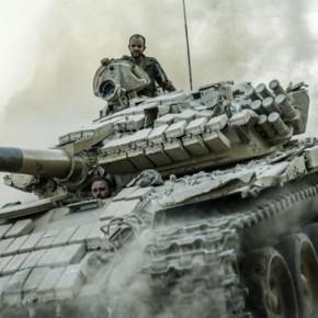 Новости 30.08.2013: Готовится штурм пригорода Дамаска, где работали инспекторы ООН