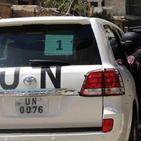 Новости 31.08.2013: Эксперты ООН по химическому оружию покинули Сирию