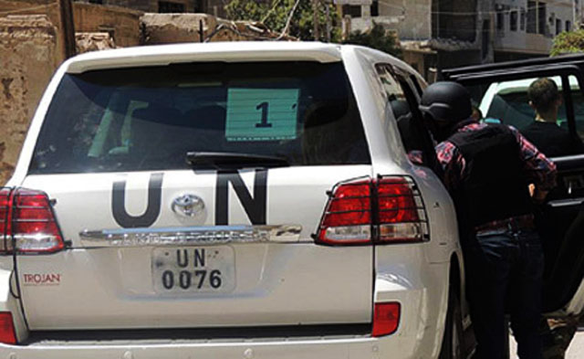 Эксперты ООН по химическому оружию покинули Сирию