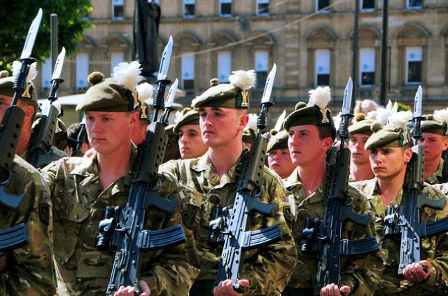 Шотландия хочет вступить в НАТО