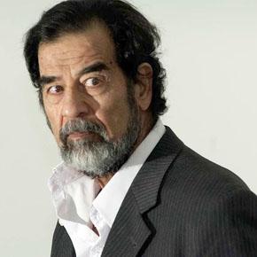 Черный колпак Саддама - моральная казнь Буша
