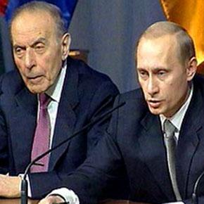 За политическими группами, выступающими против президента Гейдара Алиева, стоят проекты нероссийские, сценарии нероссийские, цели антироссийские