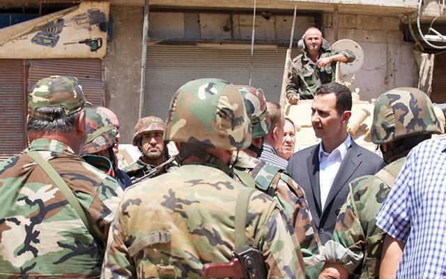 Башар Асад: Конфликт в Сирии можно закончить за несколько месяцев