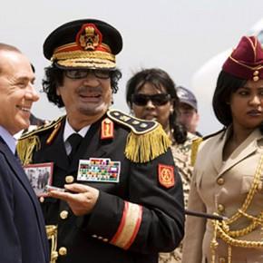 Великобритания хотела вывезти Муаммара Каддафи из Ливии в ходе войны