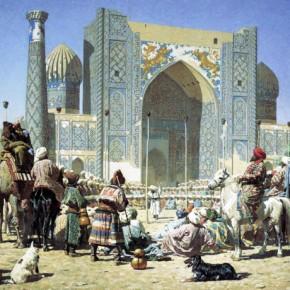 Русские в Средней Азии и англичане в Индии: доминанты имперского сознания и способы их реализации
