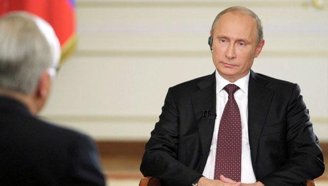 Путин: Россия не исключает согласия на военную операцию в Сирии