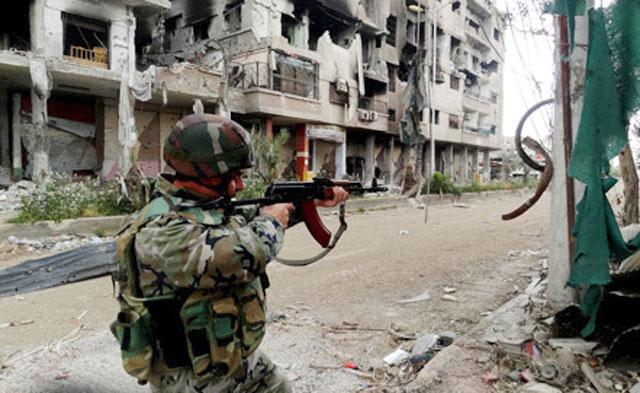 Пентагон дезавуировал заявление своего главы о том, что Россия поставляет в Сирию химоружие