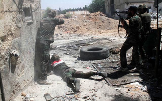 ЦРУ США начало поставки вооружений сирийской оппозиции