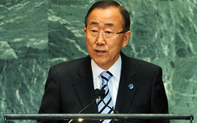 Генсек ООН получил заявление Сирии о присоединении к Конвенции по химическому оружию