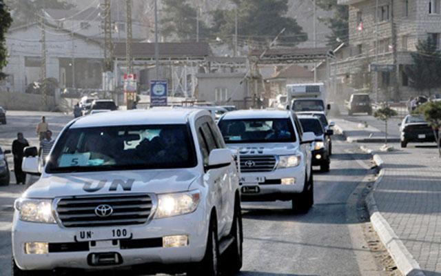 """Генсек ООН рассчитывает провести мирную конференцию по Сирии """"Женева-2"""" в октябре"""