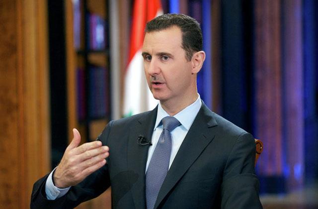 Асад за год готов сдать все химоружие
