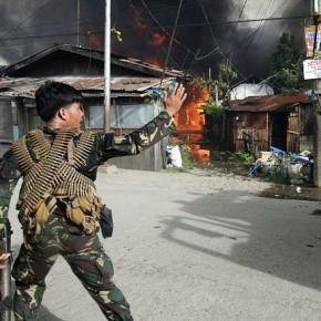 Новости 20.09.2013: Более 110 человек погибли в ходе боевых действий на Филиппинах