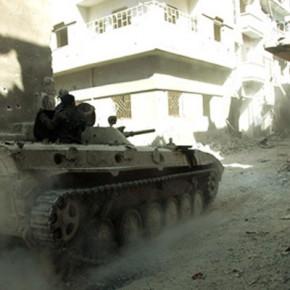 Новости 25.09.2013: На стороне боевиков в Сирии воюют выходцы из России - глава Антитеррористического центра СНГ