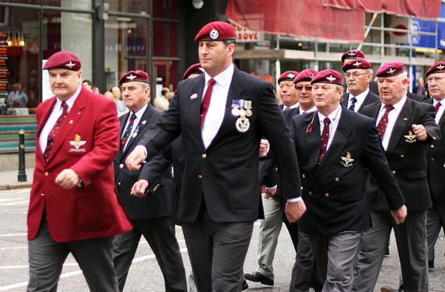 Консерваторы требуют остановить сокращение регулярной армии Великобритании