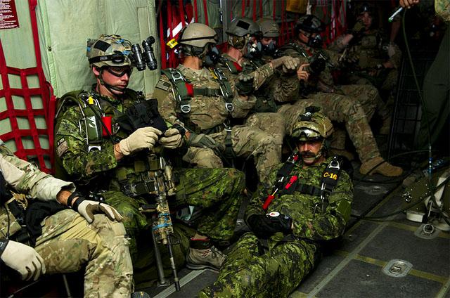 Морская пехота США готовится к действиям в Южной Америке и Сирии