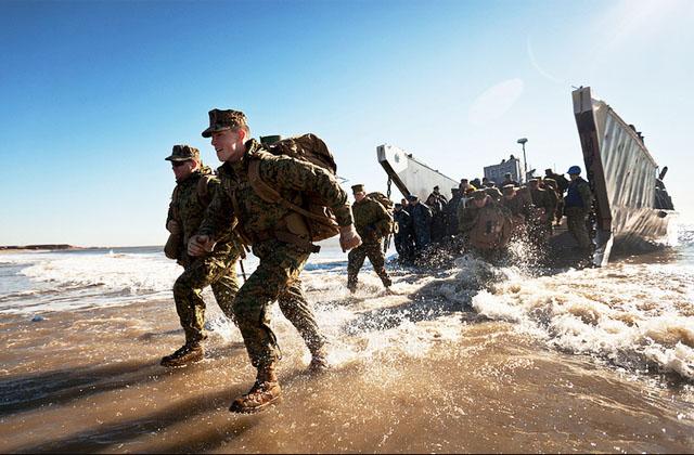 Корпус морской пехоты США расформирует одну своих дивизий