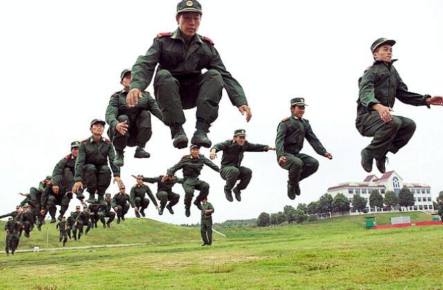Шесть войн Китая за полвека