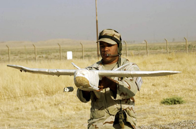 Индия развернет над границей с Китаем флот маленьких дронов