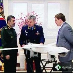 Иран, Российские ВВС и газ Северного моря