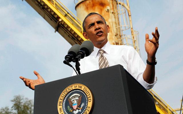 Новости 04.10.2013: Барак Обама отменил поездку по странам Азии, в том числе на саммит АТЭС