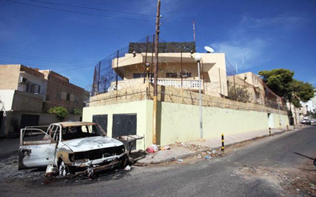 Новости 05.10.2013: СБ ООН осудил нападение на посольство РФ в Ливии