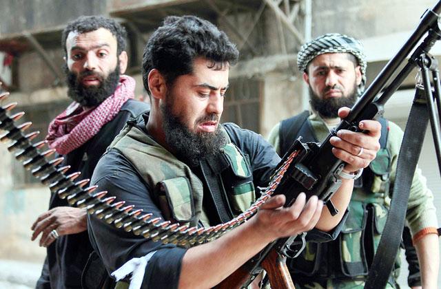 ЦРУ расширяет программу подготовки сирийских мятежников