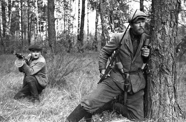 Теория партизана и будущее войны