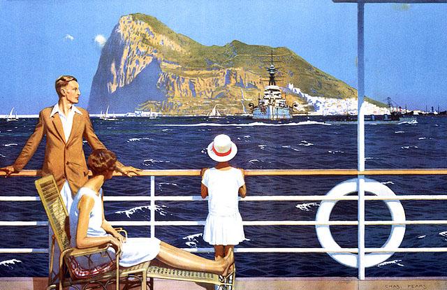 Испания и Великобритания в шаге от Гибралтарской войны – британский парламент