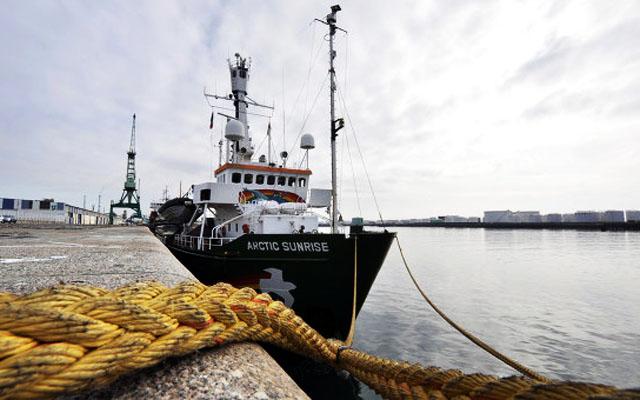 Новости 07.11.2013. У России есть встречные претензии к Нидерландам по Arctic Sunrise