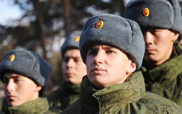 Новости 09.11.2013. Российская армия никогда не будет полностью контрактной, заявил Шойгу