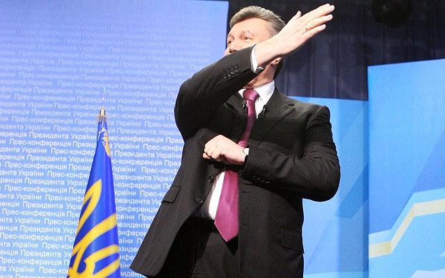Новости 21.11.2013. Украине Европа не писана - Соглашение об ассоциации с ЕС сорвано за неделю до подписания
