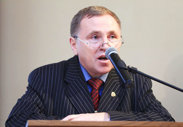 ШАБАНОВ Гаяр Халилович, председатель Союза татар Москвы
