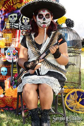 В Мексике появилась новая революционная вооруженная группировка