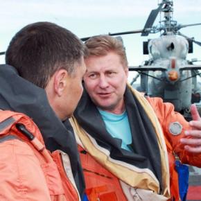 Генеральный директор РСК «МиГ» Сергей Коротков стал лауреатом премии «Золотая идея»