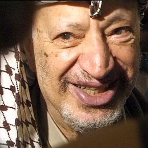 Новости 05.12.2013. В останках Ясира Арафата полония не нашли