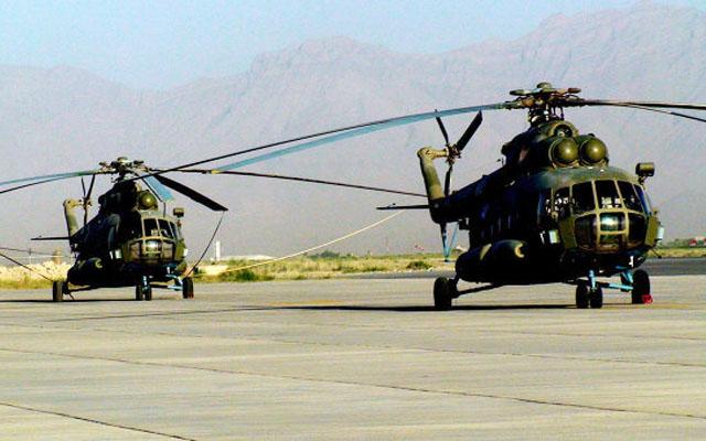 Новости 07.12.2013. Пентагон снова критикуют за покупку российских Ми-17 для Афганистана