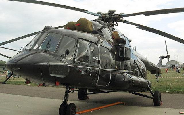 Новости 20.12.2013. Россия продала Перу 24 военных вертолета