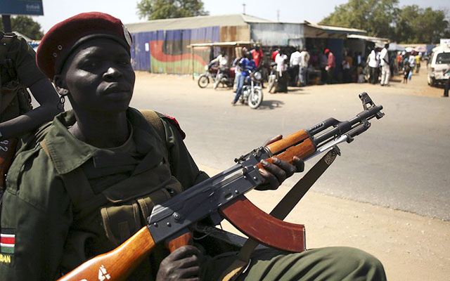 Новости 23.12.2013. Конфликт в Южном Судане перекинулся на нефть - Гражданская война грозит разрушить единственную отрасль национальной экономики