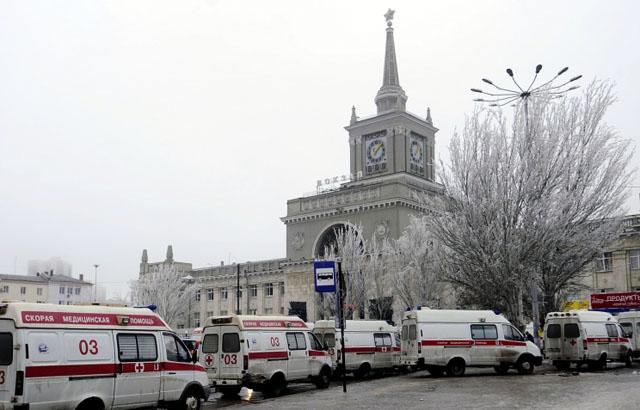 Новости 29.12.2013. Четыре человека погибли при взрыве на вокзале в Волгограде