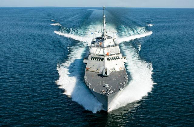 В 2018 году база ВМС США в Бахрейне получит первый литторальный корабль