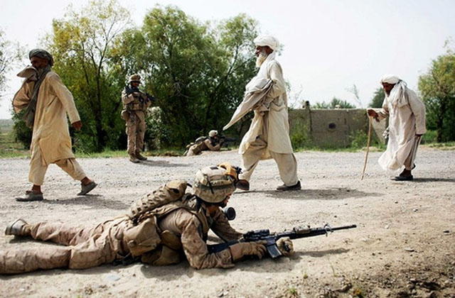 Афганистан на пороге новой гражданской войны – Гульбеддин Хекматияр