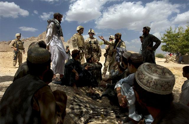 Президент Афганистана подозревает США в планировании терактов