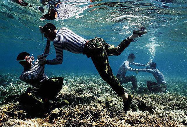 Китай готовиться захватить один из островов Спратли в 2014 году