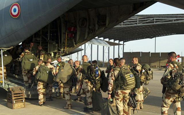 Минобороны Франции усилит свои африканские базы