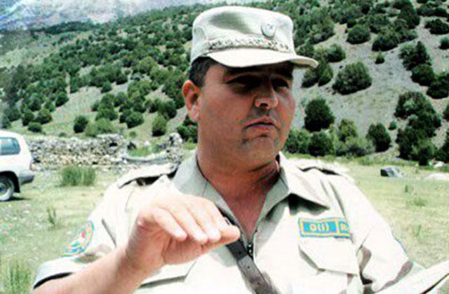 Полковник МВД Республики Таджикистан в отставке Искандаров Мухаммадшох Амиршоевич (Шох Искандаров)