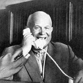 Самодур Хрущев. Доклад Д.С. Полянского, октябрь 1964 г.