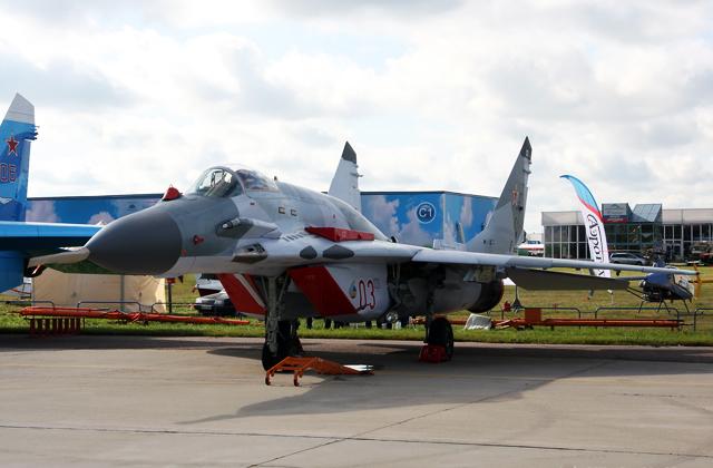 К началу весны Минобороны РФ закупит крупную партию истребителей МиГ-29СМТ