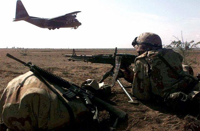 Пентагон рассказал о своем возвращении в Сомали